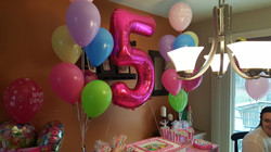 Shopkins 5th Birthday Party