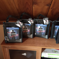 Uncharted 4 Favors
