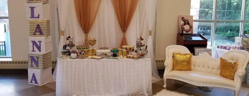 Full Planning, Coordinating, and Decorating Baby Shower