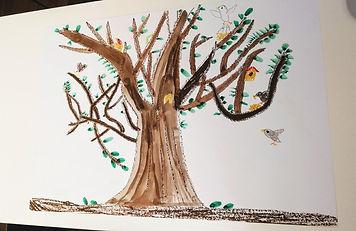 アトリエ樹乃会は自然観察、センス・オブ・ワンダーを大切にしている、西東京市の子ども絵画サークル
