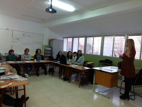 """Comienza el programa """"Comunidad de Innovación"""" en nuestro centro"""