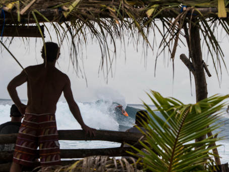 Green Building - Considering sustainability in the build-out of a surf camp in remote Sumatra