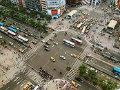 El tráfico urbano