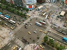 Urbano del traffico