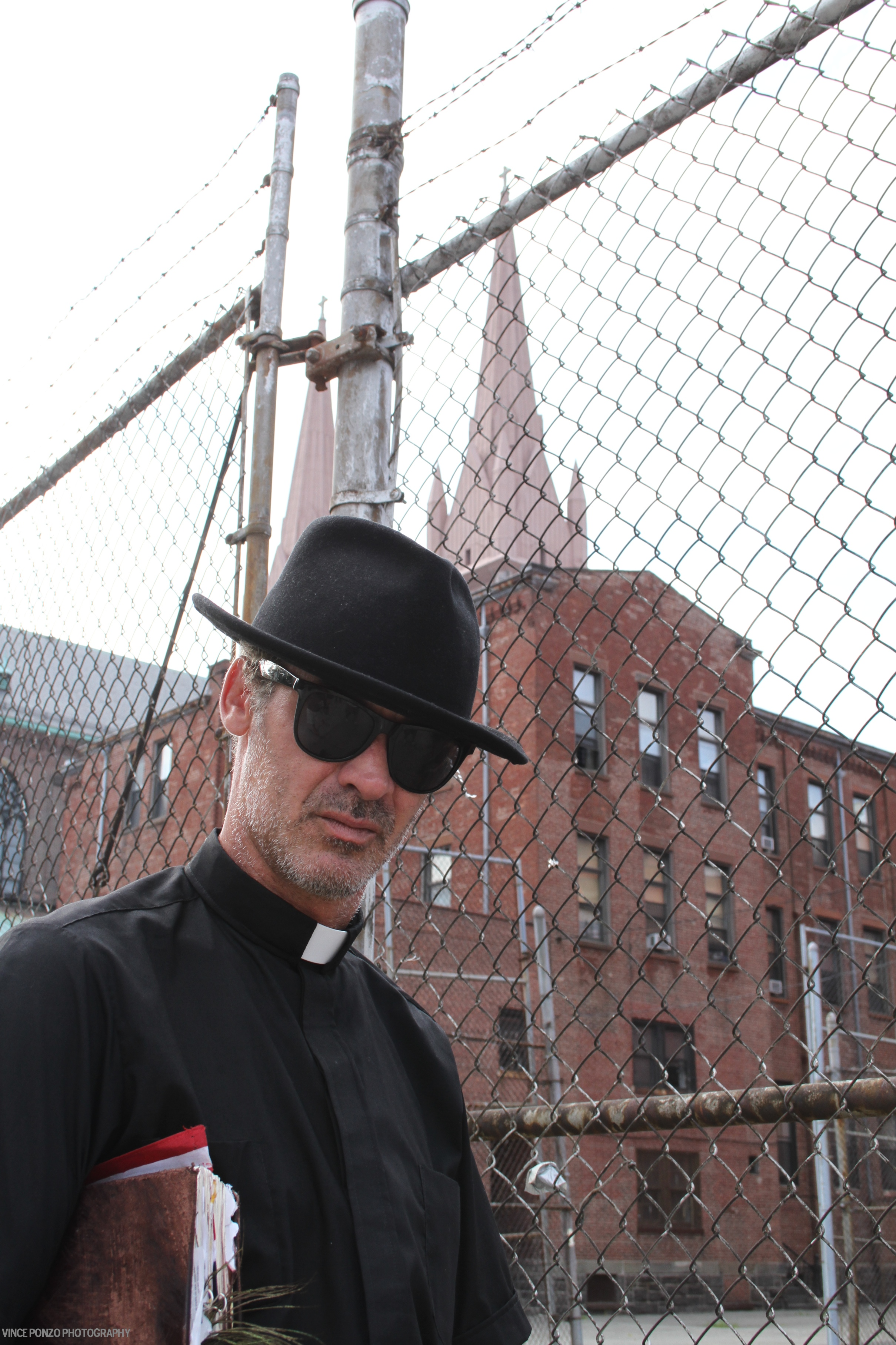 Vince Ponzo Photo- Hip Priest 64