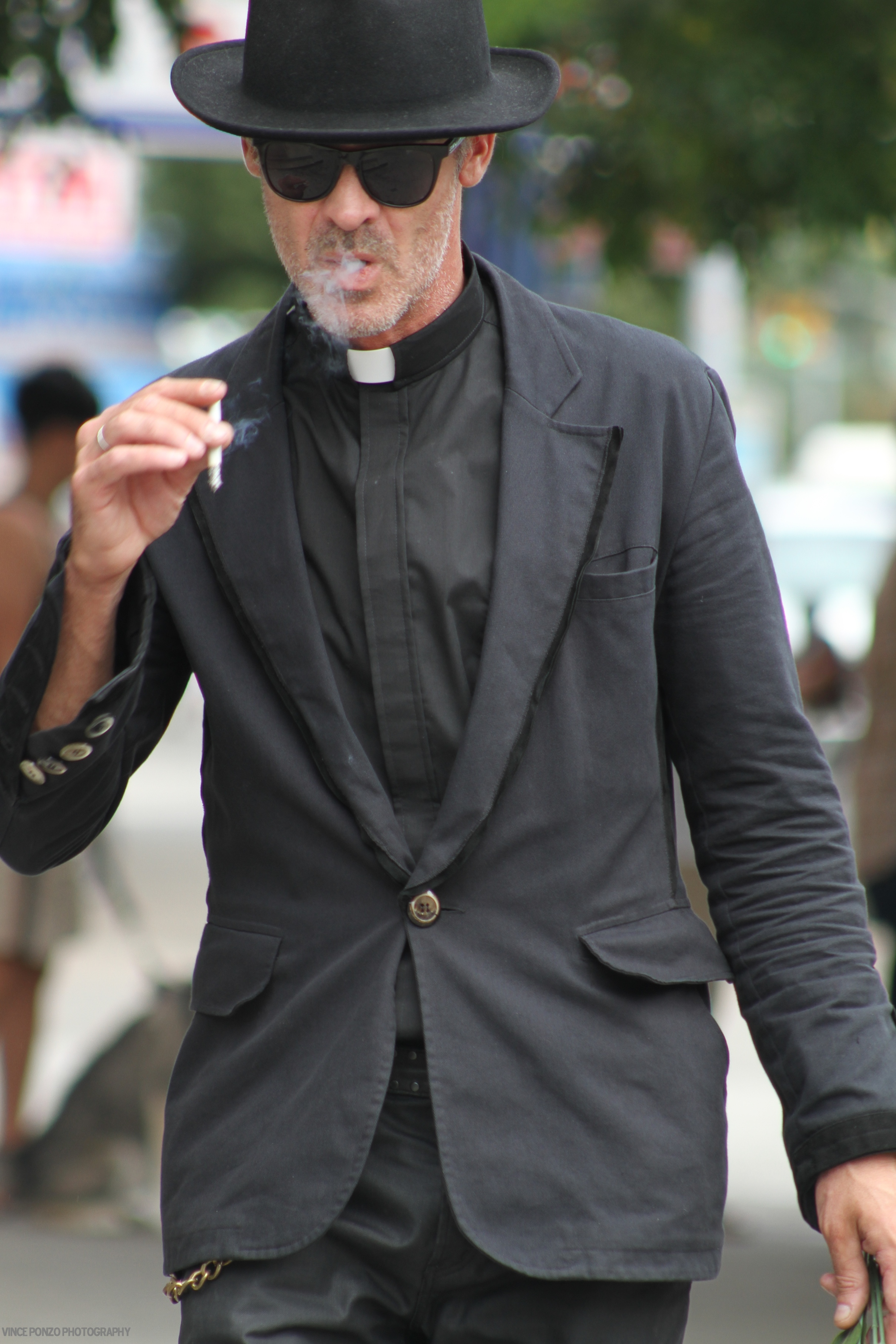 Vince Ponzo Photo- Hip Priest 8