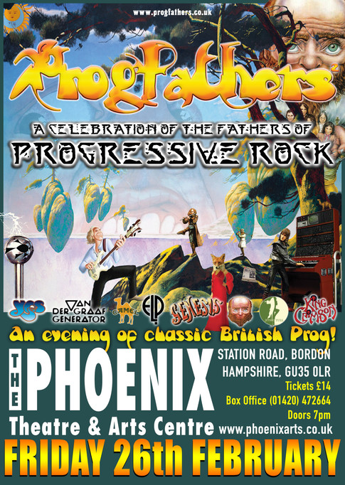 PHOENIX THEATRE SHOW RESCHEDULED!