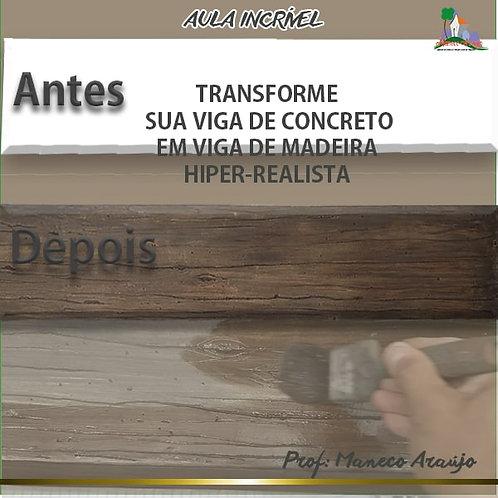 Transforme Viga em Madeira de Demolição