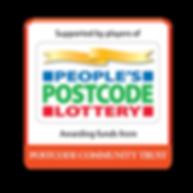 People postcode tust logo