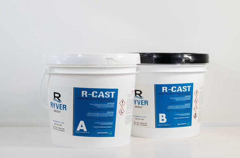 R-CAST 1,5 gallons