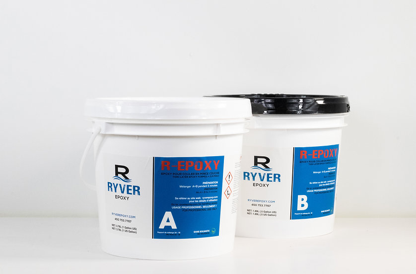 R-EPOXY 1.5 gallons