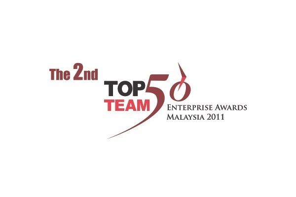 PUMM-2nd-Top-50-Teams-Enterprise-Award-2011