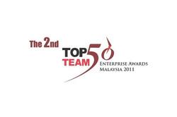 PUMM-2nd-Top-50-Teams-Enterprise-Award-2011