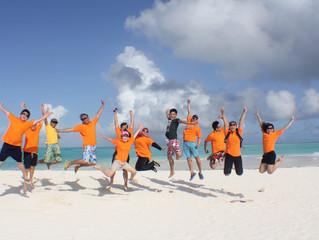 CES Company Trip to Maldives