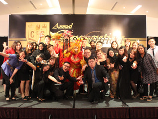 2015 CES Convention at the Penang Hard Rock Hotel