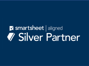 Smartsheet Silver Solution Partner 306x2