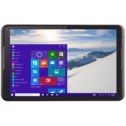 "Vulcan Traveler 10.1"" Tablet"