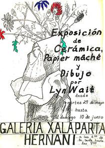 Exposición de Cerámica Papier Mâché...