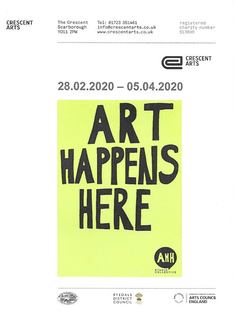 Art Happens Here