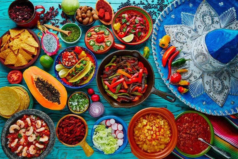 quinceanera food