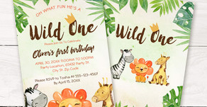 Zebras, Lions and Giraffes, OH MY!!