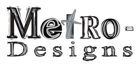 Metro-Designs Logo