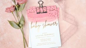 Baby Shower Invitation Checklist