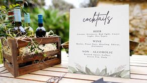 Amazing Wedding Ideas | Midnight Botanical Invitations and Decor