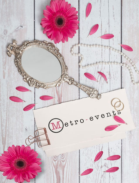 metro events party invitations