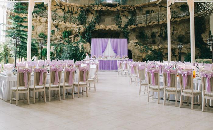 Country Lavender Wedding