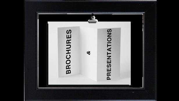 Brochures & Presentations
