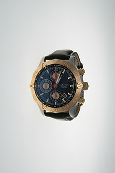 Gold Valentino Watch