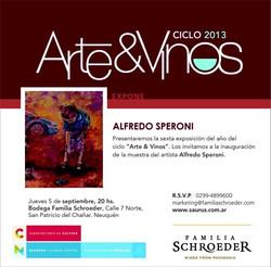 Exposición Bodega Schoeder