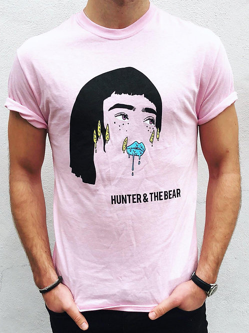 Pink Chemical T-shirt