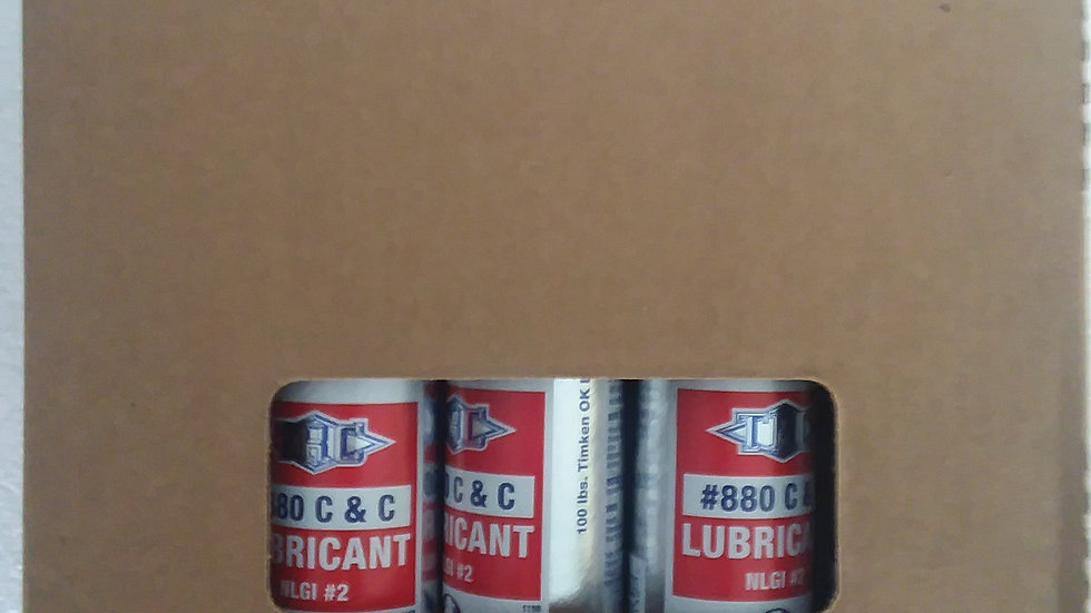 Texas Refinery 880 C&C Grease 10 pack