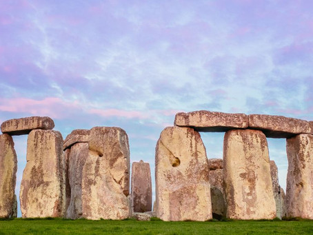 Stonehenge, the Mystery: S.P. Gives a Few of His Thoughts