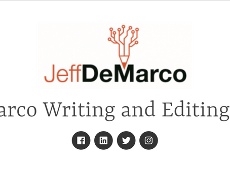 Jeff DeMarco's Author Interview with S.P. Brown