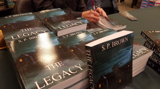 Legacy Novels on Display