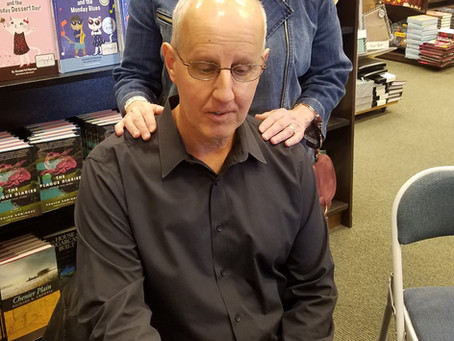 Lafayette Book Signing Pictures!