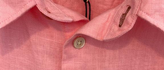 Heren hemd Paul Smith Roze