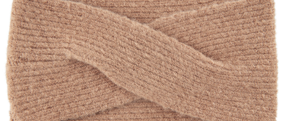 Haarband in camel Numph 39793