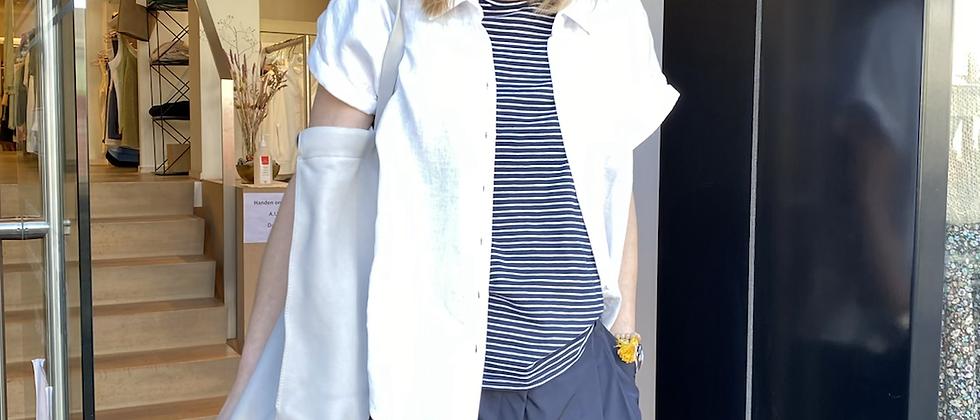Wit hemd xandres