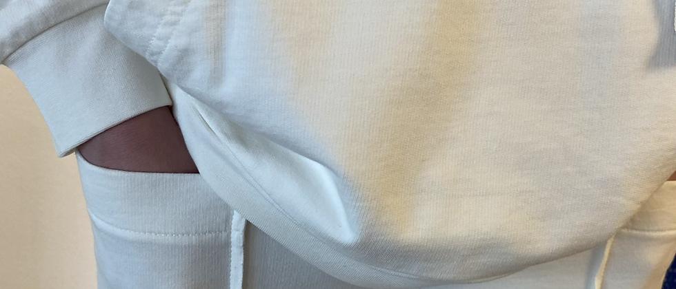 Sweater met kap yerse 40241
