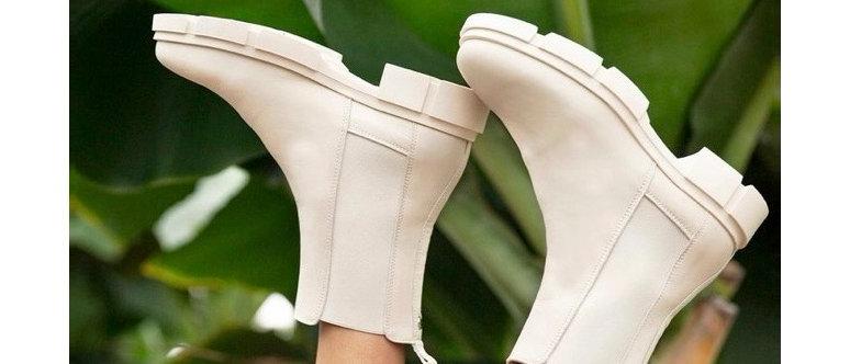Boots leder Tango