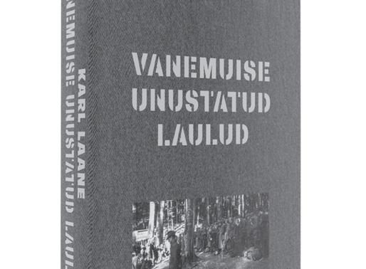 """Valmis teos """"Vanemuise unustatud laulud"""" Karl Laane päevikute põhja"""