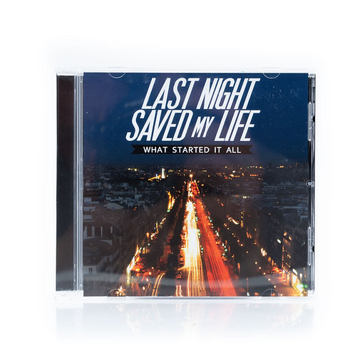 WHAT STARTED IT ALL CD