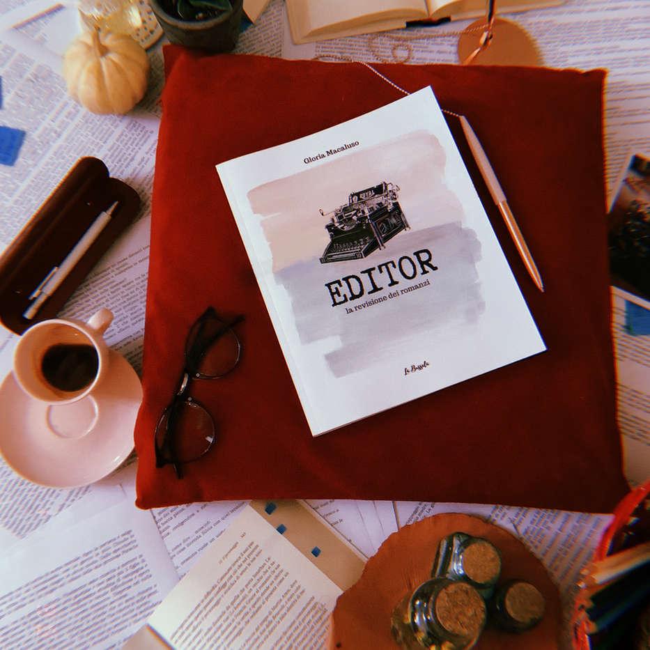 Editor: la revisione dei romanzi