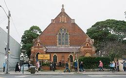 Chapil Hill Church Rozelle