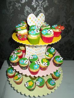cupcakes foot