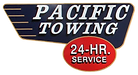 Pacific Towing logo for roadside assistance in Eureka, Ca